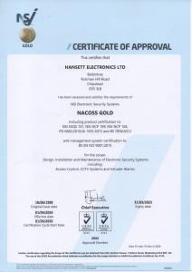 NSI certificates2023