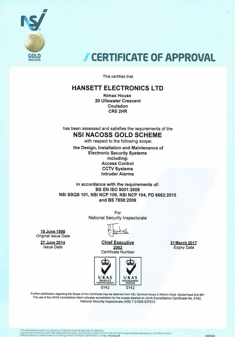 hansett-nsi-certificate